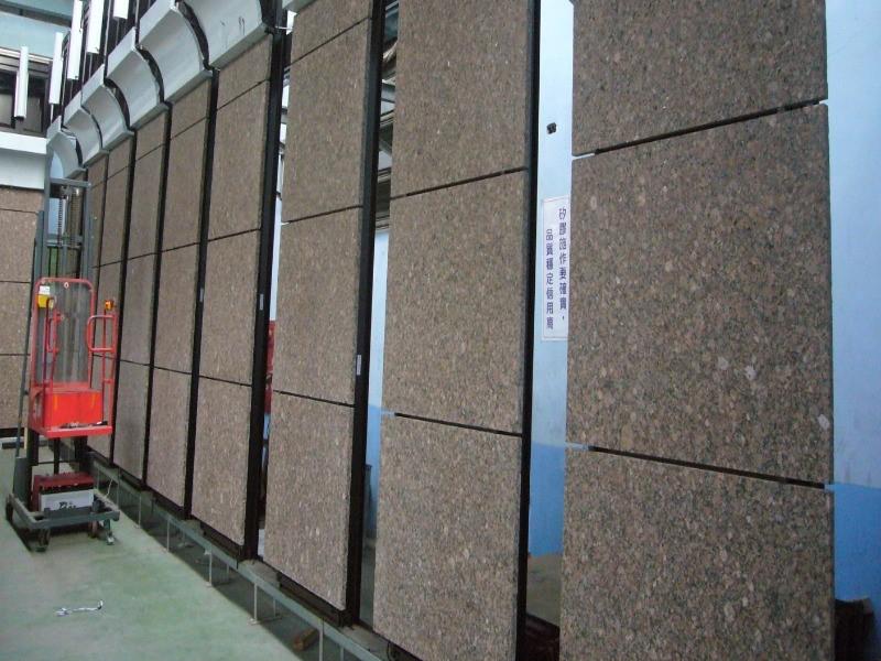 精全工業 - 帷幕牆廠商 - 立式石材安裝