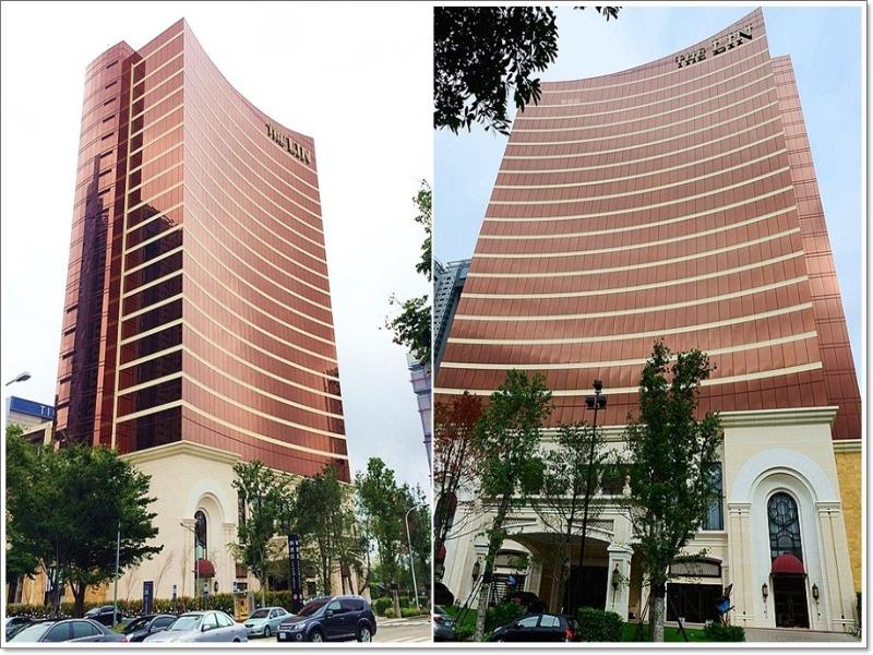 台中林酒店-施工期間:2012.02 ~ 2013.05