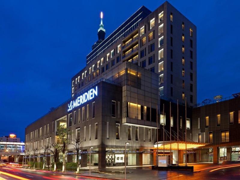 信義艾美酒店-施工期間:2009.03 ~ 2009.11